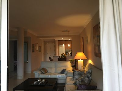 Photo for Luxurious apartment, chic and quiet district of elviria
