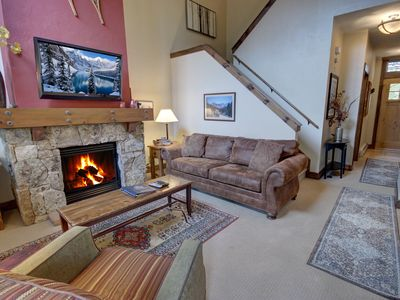 Photo for Cozy 2 Bdrm Condo. Walking to Lakeside Village. Amazing Summer Rates!