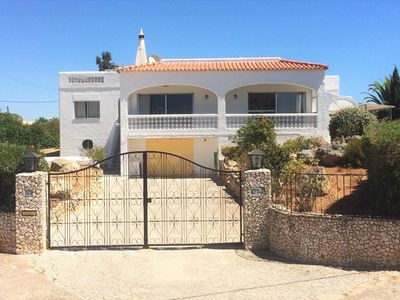 Photo for Detached Private Villa With Private Pool, Sea Views And Secure Garden