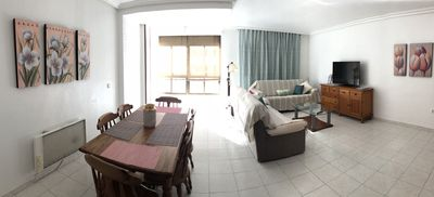 Photo for Light-filled apartment by the beach & Torrevieja's downtown
