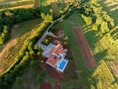 Photo for Villa Alison in untouchable nature with pool