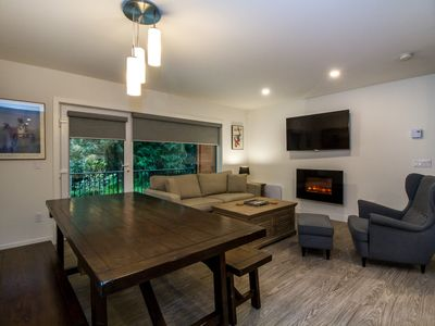Photo for New Town Home Located in Mackenzie Village  Hot Tub, Gear Storage, and Great Location