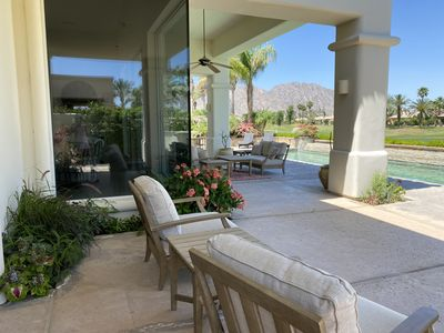 Photo for PGA WEST Golf Course Private Pool NEWLY Remodeled W/ Golf Cart