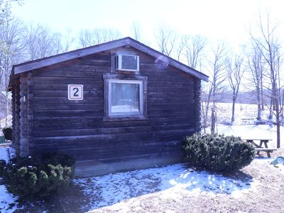 Photo for Sleeping Cabin 2, no bathroom, shower house access