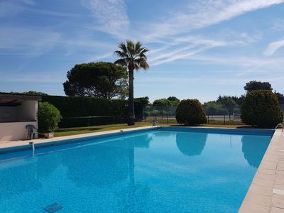 Photo for Air-conditioned 3 bedroom villa near Cannes and the seaside