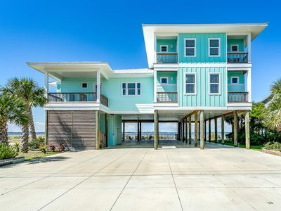 Photo for Spectacular Waterfront Beach Home that Sleeps 30