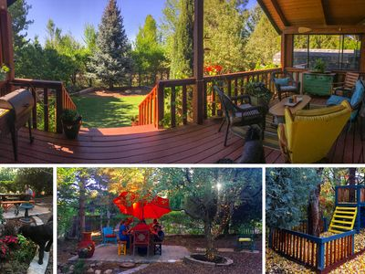 Photo for Hemberg House: Gorgeous Yard, Beautifully Decorated, Central, Stocked!