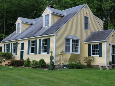 Photo for Golf, Dorset VT Private location with easy access to golf, shopping, horse show