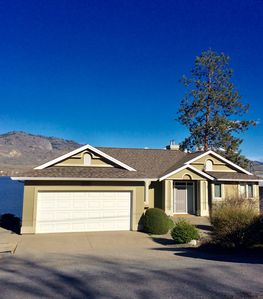 Photo for Osoyoos Lakefront Home!