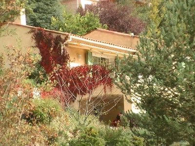 Photo for Studio 35m ° new fully equipped, garden, parking, ground floor, quiet greenery.