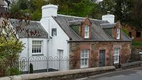 Beautifully renovated cottage in the Scottish Borders.