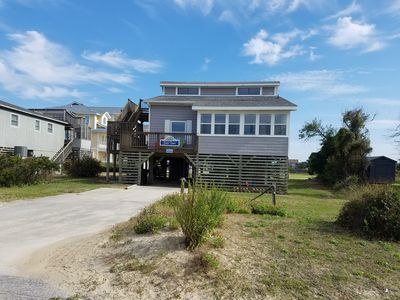 Photo for 250 Ft To The Beach!!, Great Ocean Views, Newly Remodeled In South Nags Head