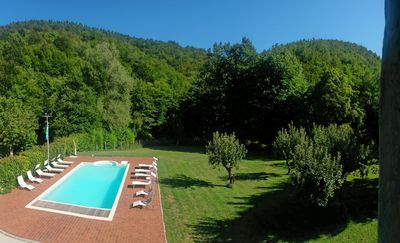 Villa Le Panche - View from a bedroom