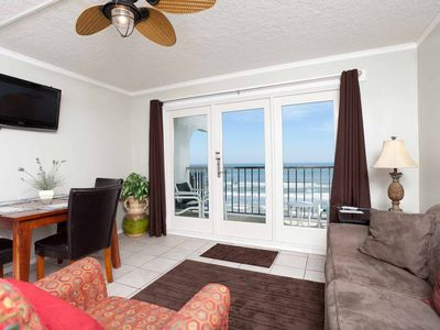 Florence I 507 - Cozy Beachfront Condo, Gorgeous Ocean Views, Perfect for Couples or a Small Family