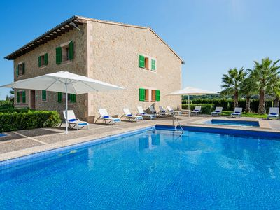 Photo for Rural idyll with pool – Villa El Palmeral