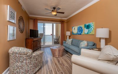 Photo for Balcony on the Beach! 2 BR - Island Royale 1103 *7 Night SPECIALS!