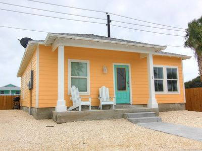 Photo for Newly Constructed 3/2! In town! Community Pool! Close to the BEACH!