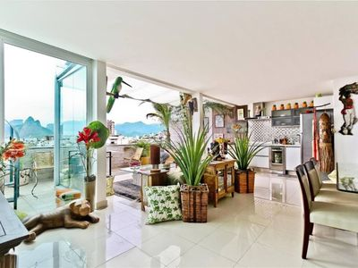 Photo for Classy Triplex Penthouse at Best Location in Rio