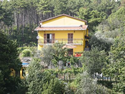 Photo for Country House / Chateau Vacation Rental in Polverara, Liguria