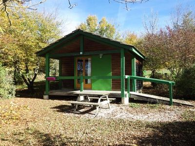 Photo for Camping Le Plô *** - 2 Room Chalet 2 People