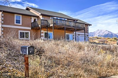 Let this house serve as the home base for all of your Buena Vista adventures!