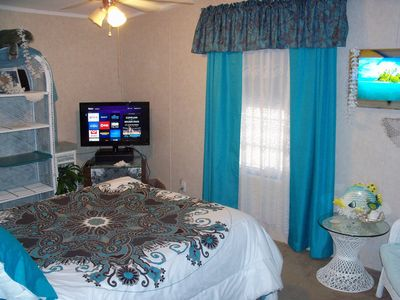 Photo for QUEEN BED, PRIVATE BATH, + EASY TO DEATH VALLEY,  LAS VEGAS  STUNNING VIEWS!