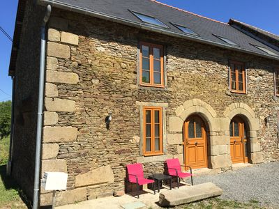Photo for Beautifully renovated country house, close to the main attractions of Brittany
