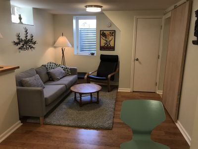 Photo for Private apartment in cute south Minneapolis house near airport