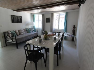 Photo for Between sweetness and delicacy, 4 * apartment in the heart of Colmar.