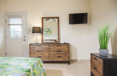 Photo for NEW, SLEEPS 4 PEOPLE, WALK DOWN THE PATH TO THE BEACH!  Best location in Rinconn