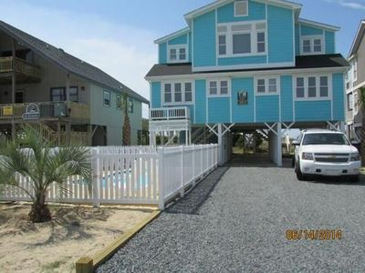 Photo for Remodeled Oceanfront with Private Pool!