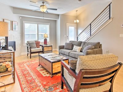 Photo for NEW! Chic Fort Collins Townhome Steps to Old Town!