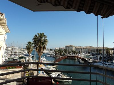 Photo for LOCATED APARTMENT IN PORT FREJUS