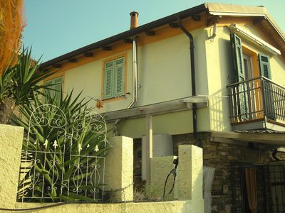 Photo for 2BR Cottage Vacation Rental in Stellanello, Liguria