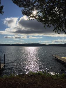 Photo for Private Lake George Lakefront Home With Docks