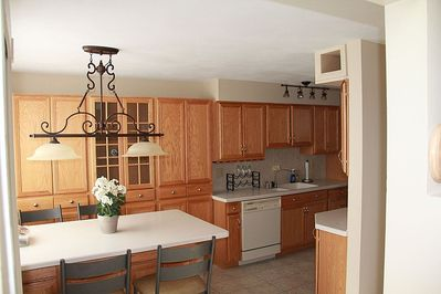 Renovated Galley style Kitchen