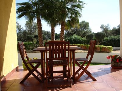 Photo for 1st Line Gr-floor Apt-panoramica Golf Course-sant Jordi-vinaros-costa Del Azahar
