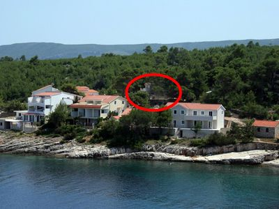 Photo for Apartment in Basina (Hvar), capacity 4+2