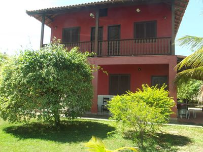 Photo for Excellent house 300 m from the beach and facing the lagoon.