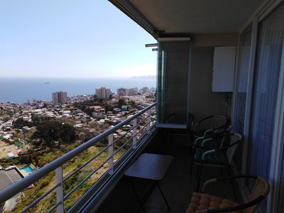 Photo for 7 Mares Horizon Infinity Condo across the Pacific Ocean from a Terrace