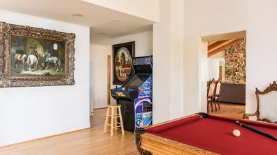 Send Inquire To Bob For Special Pricing Dates VRBO - Old school pool table