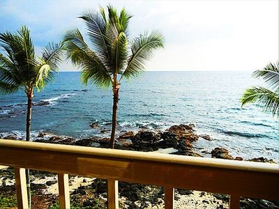 Photo for KRD32 Absolute Oceanfront Top Flr Private