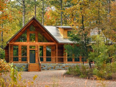 Not Today : Luxury Cabin : Near Broken Bow Lake/Beavers Bend State Park