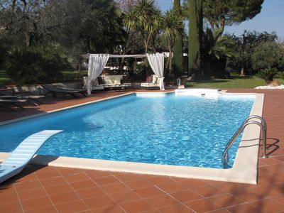 """Photo for VILLA """"OLIVETO"""" WITH POOL AND LARGE PARK"""