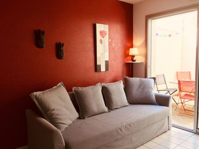 Photo for Sables d'Olonne - House 4 people with patio