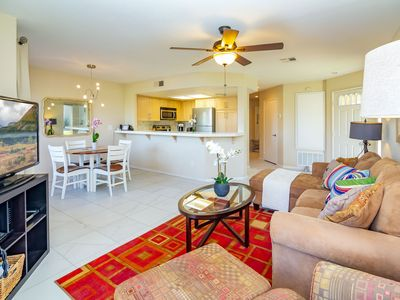 Photo for JUNE-DEC 2020 available Palm Royale CC, newly renovated! 2 Bed/2bath 2nd