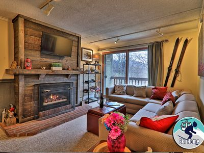 Photo for Location location location! with shuttle to Slopes/Ski home