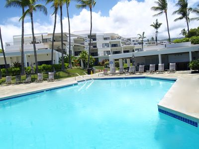 Photo for $79 SEPT. SP.Oceanfront Resort Sea Cliff.Central A/C, King Bed, Location Locatio