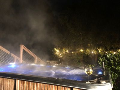 Photo for Gumtree Glen - an acre of gardens with a hot tub