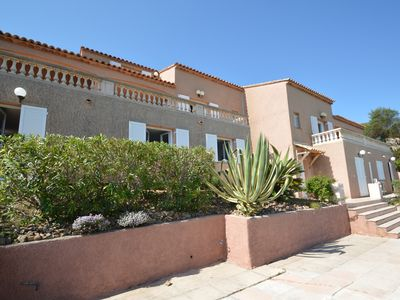 Photo for Superb Villa 8 people, swimming pool, sea view